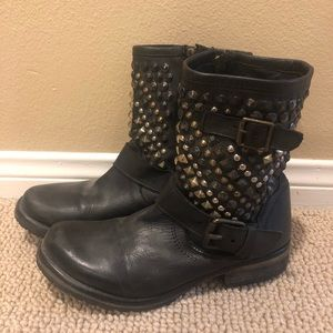 Steve Madden Jeweled Boots